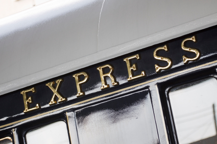 Orient Express Carriage