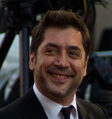 Javier Bardem, the Skyfall villain