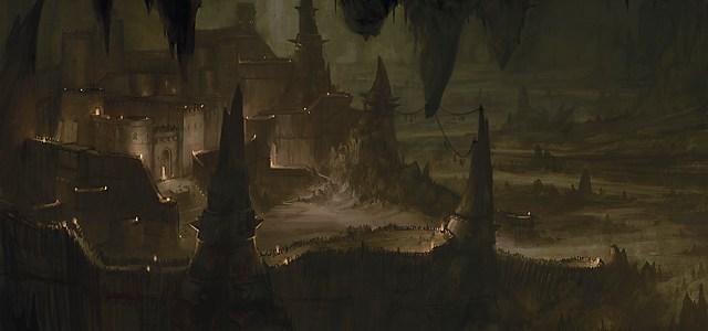 underdark city