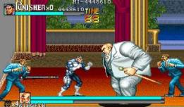 the punisher arcade game