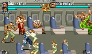 punisher arcade game