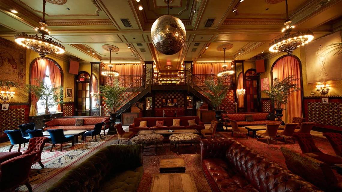 West Village Events Venue | Jane Hotel Ballroom & Rooftop Bar