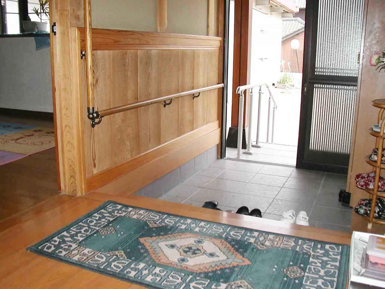 Casa giapponese tradizionale la varie parti for La pietra tradizionale casa santorini