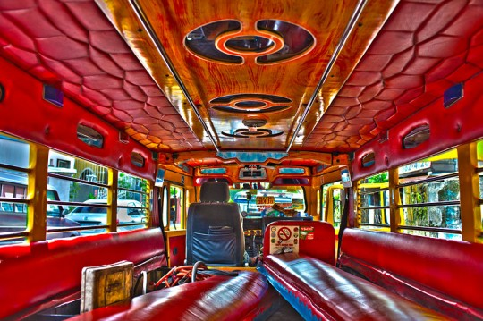 Disco Jeepney The Java Jive