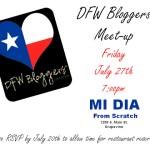 DFW Bloggers Meetup