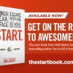 Start by Jon Acuff+ A Giveaway!