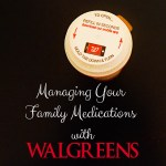 Managing Meds with Walgreens Pharmacy #WalgreensRX #cbias #shop