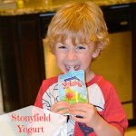 Stonyfield Organic Yogurt for Kids #MC