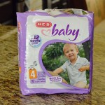 H-E-B: Budget friendly + Quality Diapers #HEBBabyDiapers #ad