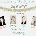 Finish This Week 22: A Link Up (A Day LATE!)
