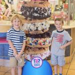 Baskin Robbins Blessings + National Ice Cream Month