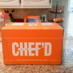 Dinner Delivered by #Chefd + Enter to WIN!