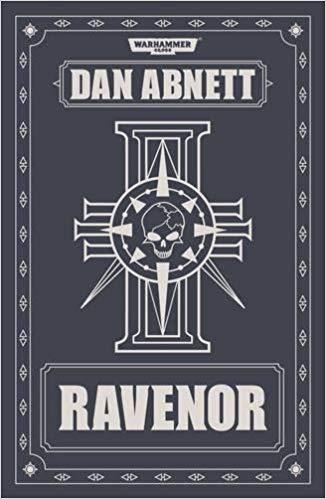 Ravanor book cover