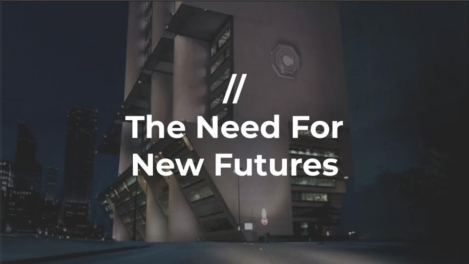 New Futures Slide Title