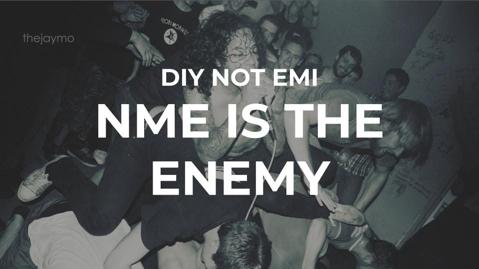 NME is the ENEMY Slide