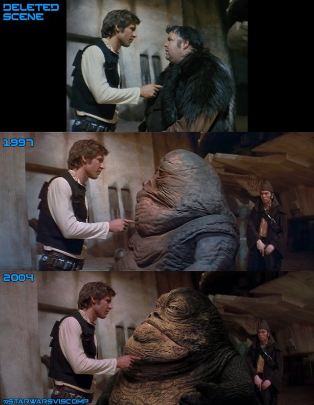 Star Wars Jabba Updates