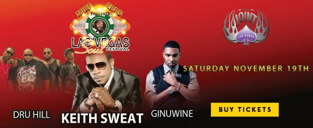 Las Vegas Soul Festival Tickets