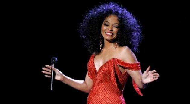 Diana Ross at Wynn Las Vegas