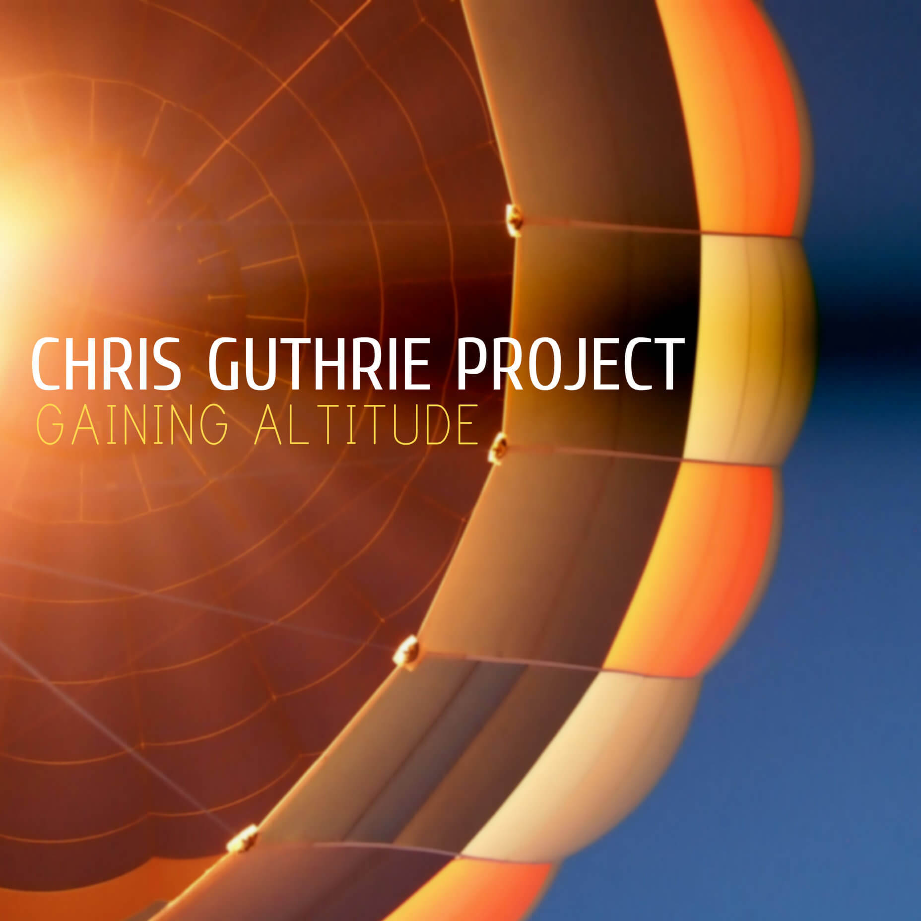 Chris Guthrie Project - Gaining Altitude single