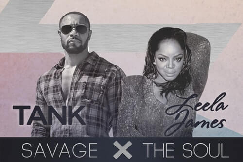 Savage and the Soul Tour - James - Tank