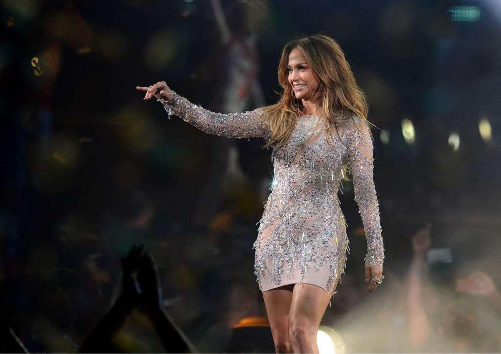 Jennifer Lopez Live In Las Vegas 2018