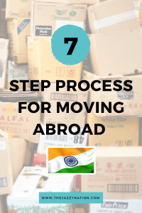 How I Prepared For My Move To India