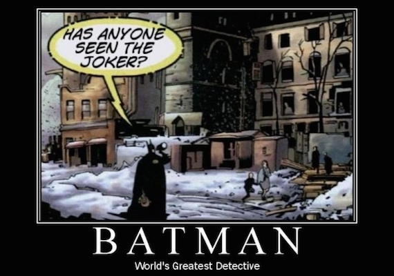 Why is Batman Popular 5 - Worlds Greatest Detective