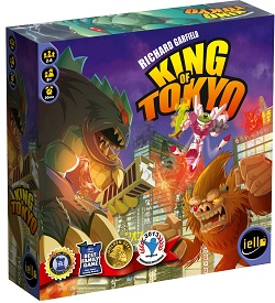 King of Tokyo - TableTop Day
