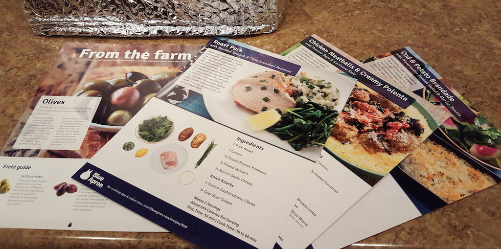 Blue Apron Meal Delivery Product Review - The Jerd 3