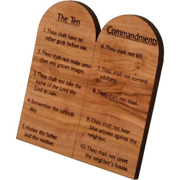 10 commandments of god # 46