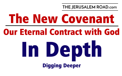 The New Covenant In Depth