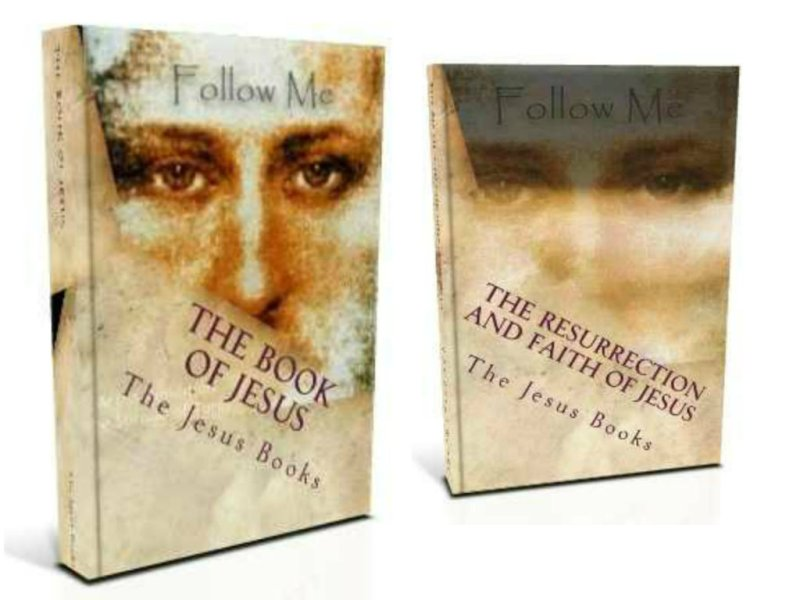 The Resurrection and Faith of Jesus   THE JESUS BOOKS Picture