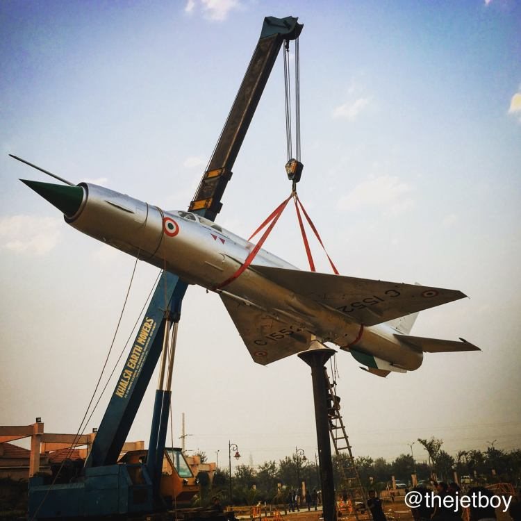 """The journey of our MiG-21s, from legendary fighters to """"The Flying Coffins""""…"""