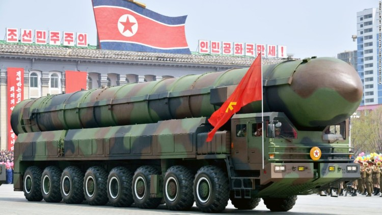 Seeing the Big Picture: North Korean Crisis…