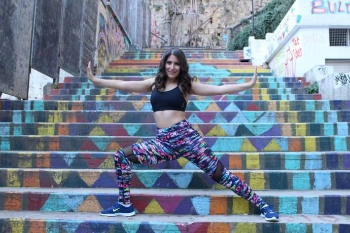 Christine Maalouf - Beirut Fitness