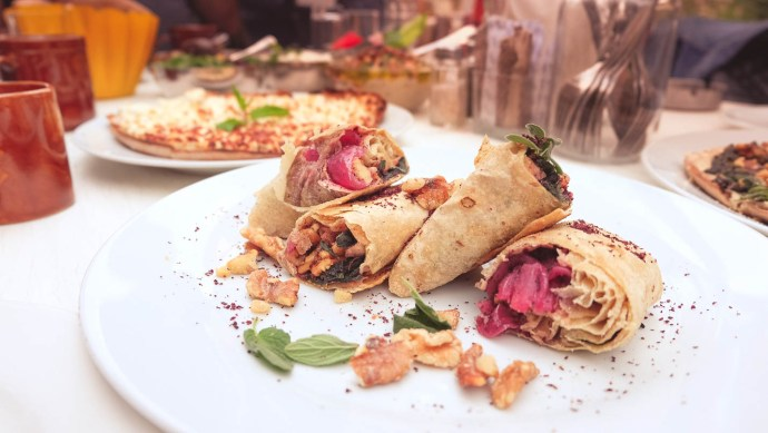 where to eat in amman