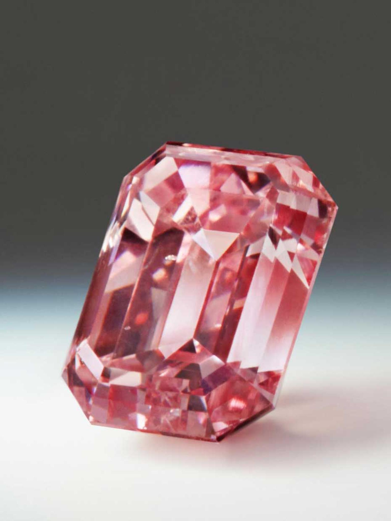 The Argyle Toki From The Argyle Pink Diamonds Tender 2014