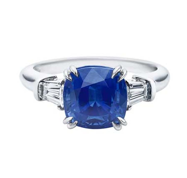 Colour Code How To Buy A Sapphire Engagement Ring The