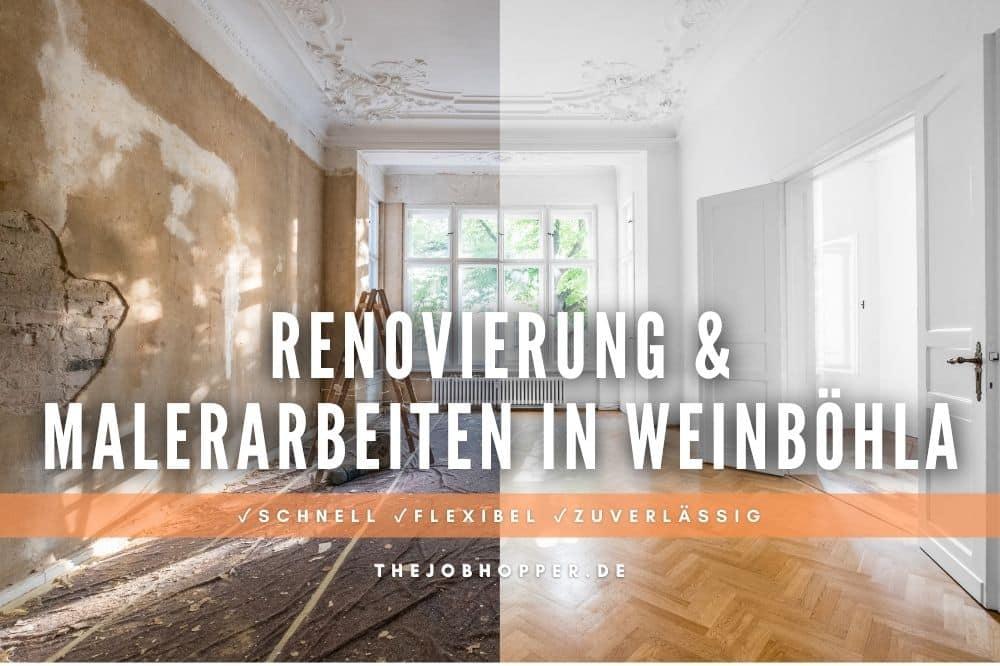 Renovierung & Malerarbeiten in Weinböhla