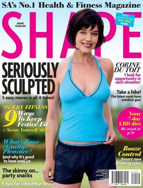 SA Beauty, Corine Du Toit On Health and Life