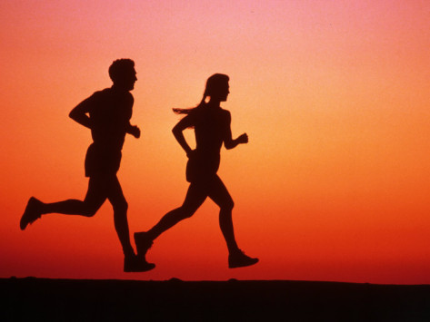 Running Together Can Improve Your Sex Life