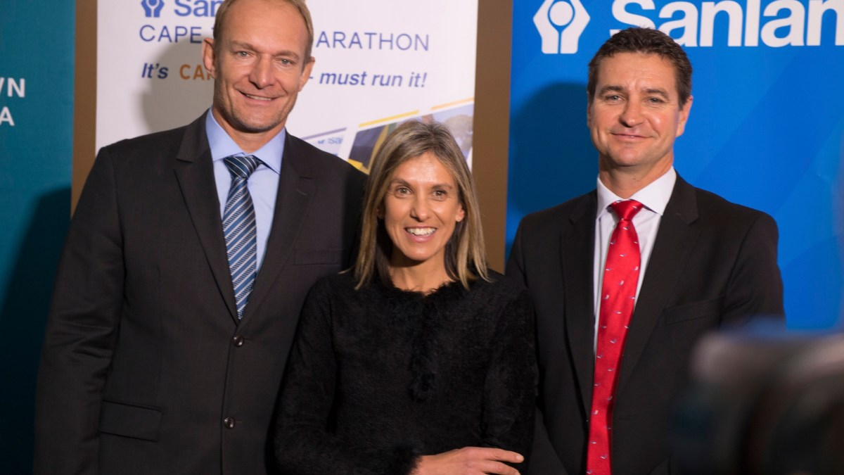 Excitement Builds In Count-Down to Sanlam Cape Town Marathon