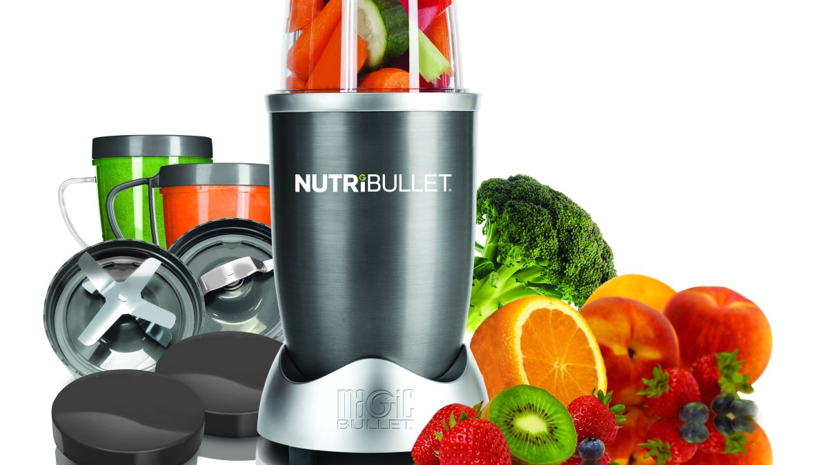 The Jog Blog Reviews the NutriBullet