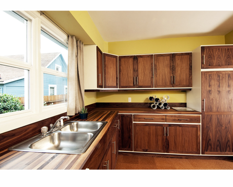 Mid Century Kitchen The Joinery