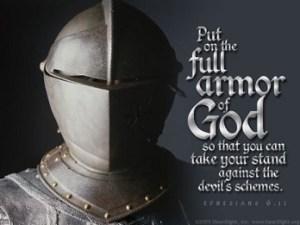 Randall Daluz _ Armor Of God
