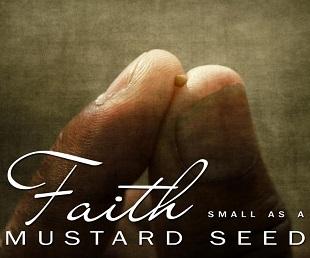 Randall Daluz - Faith Like A Mustard Seed