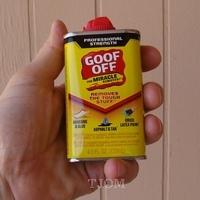 glue remover for Liquid Nails