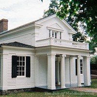Historic home at Greenfield Village