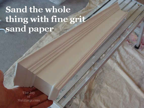 How To Build A Small Valance Box For 14 54 The Joy Of