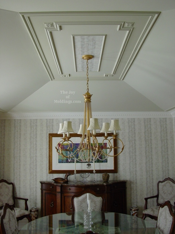 Crown Molding For Tray Ceilings